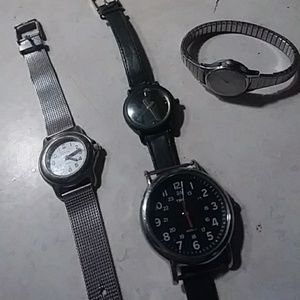 4 timex watches